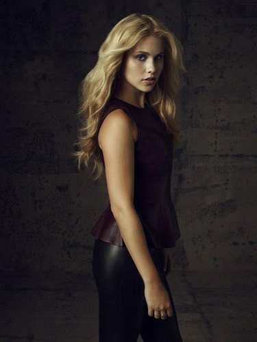 Rebekah wallpaper with tights and a leotard titled The Vampire Diaries Season 4 Promo Photoshoot