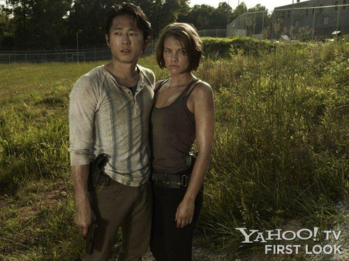 The Walking Dead Season 3: Glenn and Maggie