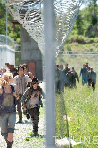 The Walking Dead- Season 3- Promo fotografia