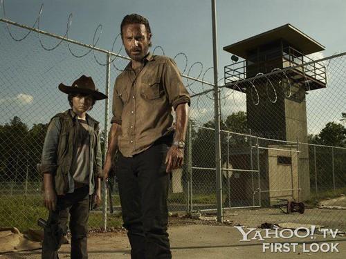 The Walking Dead Season 3: Rick and Carl