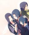 The uchiha clan