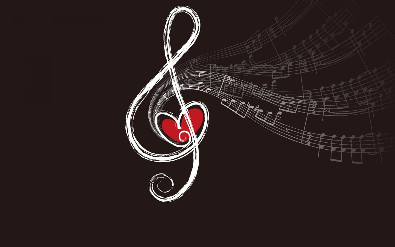 Music treble cleft