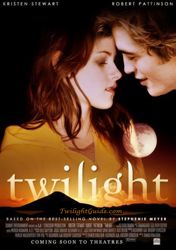 Critical Analysis of Twilight দেওয়ালপত্র with a portrait called Twilight