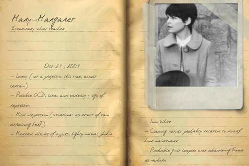 Untold story-Dr Hopper's files