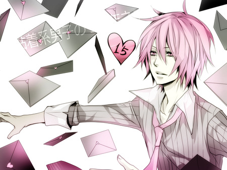 Love Letter Mmd