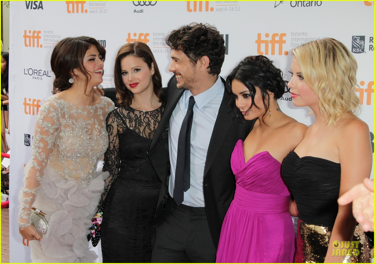 Selena Gomez and James Franco images Venice :) HD ...