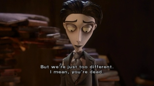 Corpse Bride wallpaper titled Victor