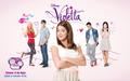 Violetta Wallpaper