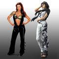 WWE Tekken Fantasy Pairings: Lita