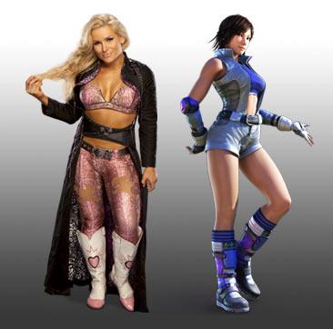 WWE 철권 판타지 Pairings: Natalya