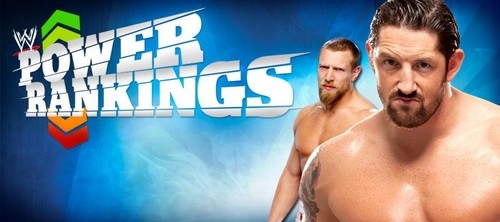 Wade Barrett and Daniel Bryan-Power 25