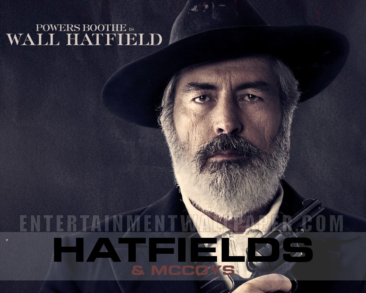 Wall Hatfield - Hatfields & McCoys Wallpaper (32127462) - Fanpop ...