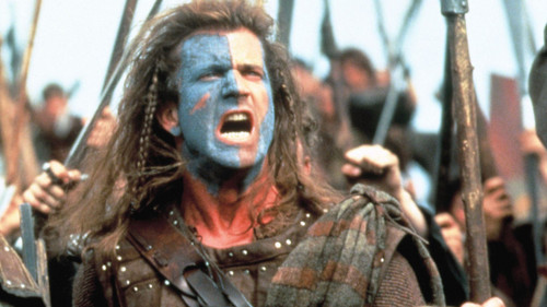 Braveheart wallpaper containing a breastplate entitled Wallpaper