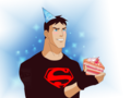 Want some Cake - young-justice fan art