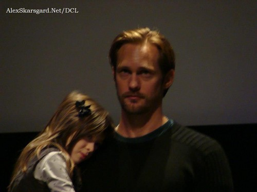 Alexander Skarsgård fondo de pantalla possibly containing a portrait titled What Maisie Knew Q&A at TIFF