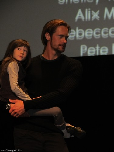 Alexander Skarsgård wallpaper containing a concert titled What Maisie Knew Q&A at TIFF