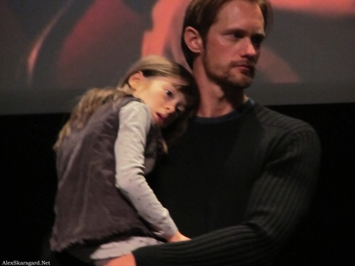 Alexander Skarsgård wallpaper with a concerto called What Maisie Knew Q&A at TIFF