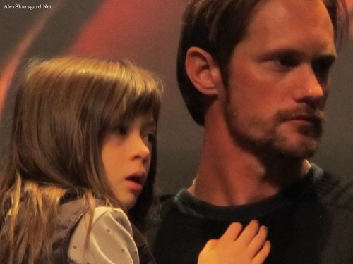 Alexander Skarsgård wallpaper possibly with a portrait called What Maisie Knew Q&A at TIFF