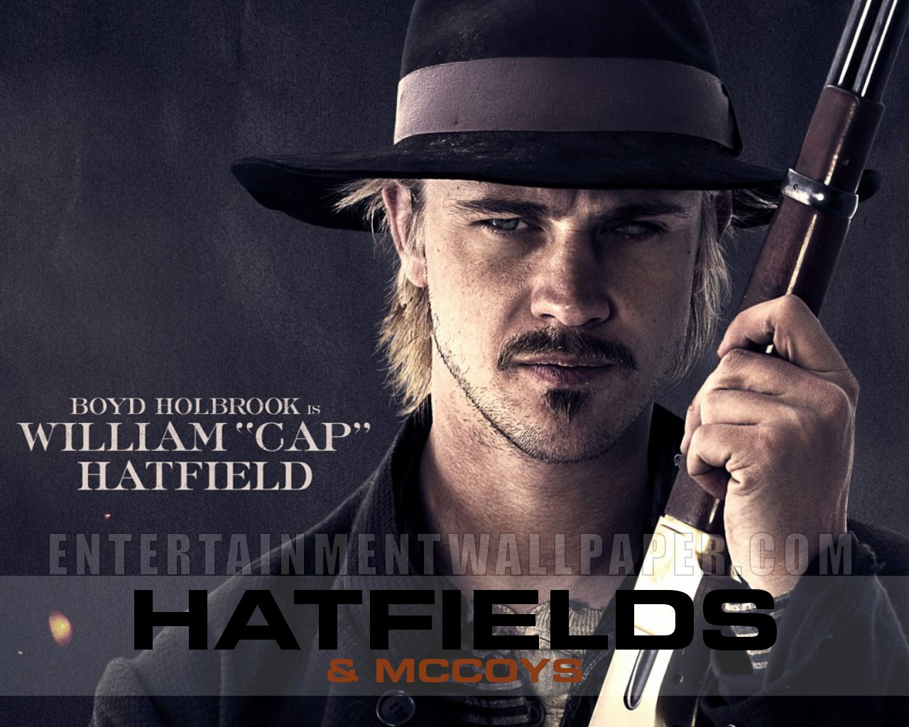 William Hatfield - Hatfields &amp; McCoys Wallpaper (32127120 ...