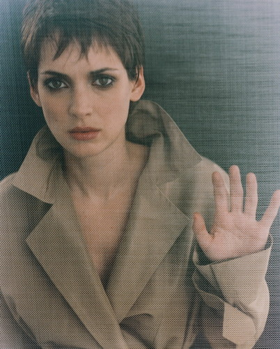 Winona Ryder wallpaper probably with a portrait titled Winona