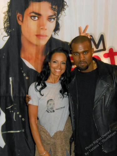 With Kanye