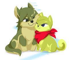 狼 Link and 狼 四, 利乐