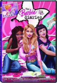 芭比娃娃 diaries