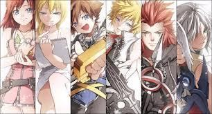 Kingdom Hearts images cartoon wallpaper and background photos
