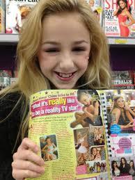 chloe in magazine