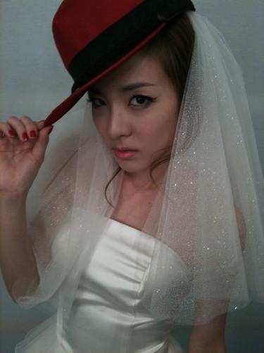 dara fierce bride