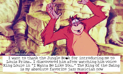 The Jungle Book wallpaper with anime entitled disney confessions