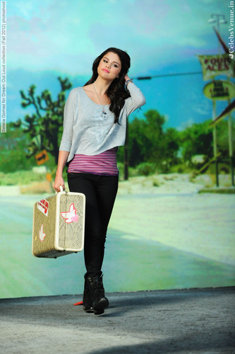 dream out loud fall 2012