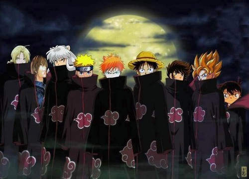 dream team Akatsuki