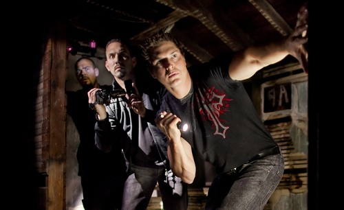 Ghost Adventures wallpaper probably with a hip boot titled ghost adventures
