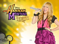 hannah - hannah-montana wallpaper