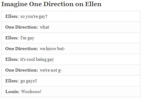 imagine on the ellen mostrar