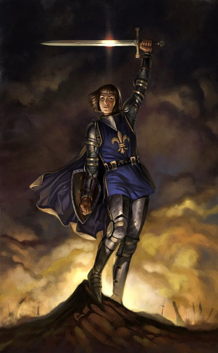 a biography of joan of arc a heroine View notes - joan of arc from eds 103 at e kentucky joan of arc a french saint and a heroine in the hundred years' war was joan of arc this farm girl helped save the french from english command.