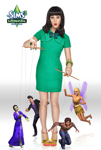 katy perry the sims