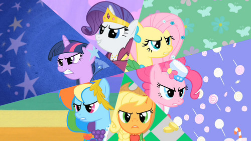 My Little Pony Friendship is Magic wallpaper probably with anime called my little pony friendship is magic