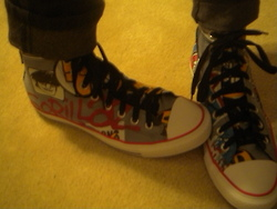 my new shoes! :)