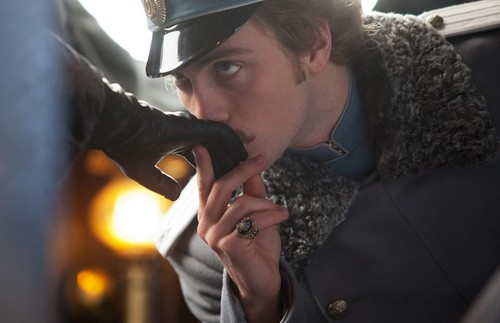 new Anna Karenina stills