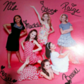 nia,paige,kenzie,chloe,maddie,and brooke autographed picture - dance-moms photo