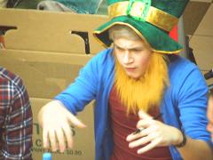 niall is a leprechaun