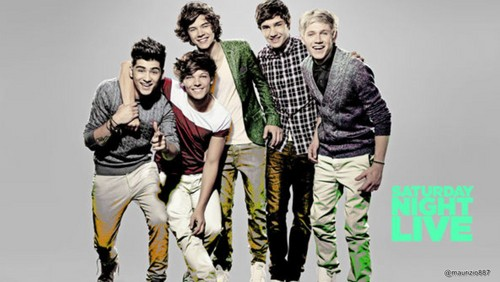 one direction, 2012
