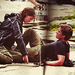 peeta and katniss - peeta-mellark-and-katniss-everdeen icon