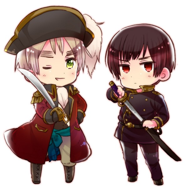 hetalia images pirate ninjas wallpaper and background photos 32104513