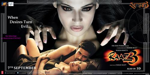 raaz3 new poster
