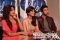 ranbir and priyanka on indian idol set - ranbir-kapoor photo