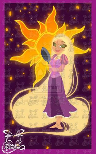 rapunzel the dreaming princess