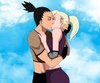 Naruto Couples ♥ foto probably with a portrait entitled shika ino